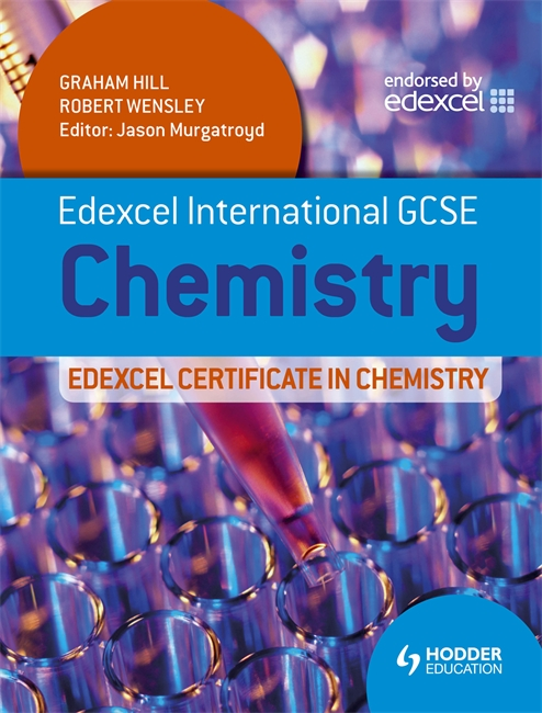 Edexcel International GCSE and Certificate Chemistry Student's Book &  CDGraham Hill