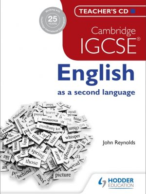 Cambridge IGCSE English as a Second Language Teacher's CD by John Reynolds