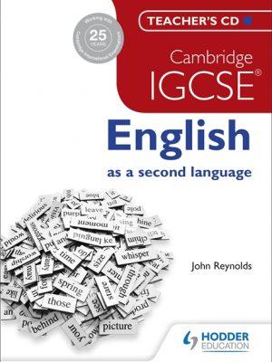 Cambridge IGCSE English as a Second Language Teacher's CD by John Reynolds
