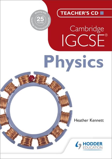 Cambridge IGCSE Physics Teacher's CD by Tom Duncan