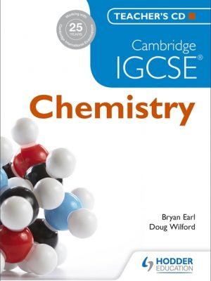 Cambridge IGCSE Chemistry Teacher's CD by Bryan Earl