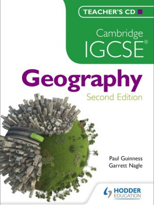 Cambridge IGCSE Geography Teacher's CD by Paul Guinness