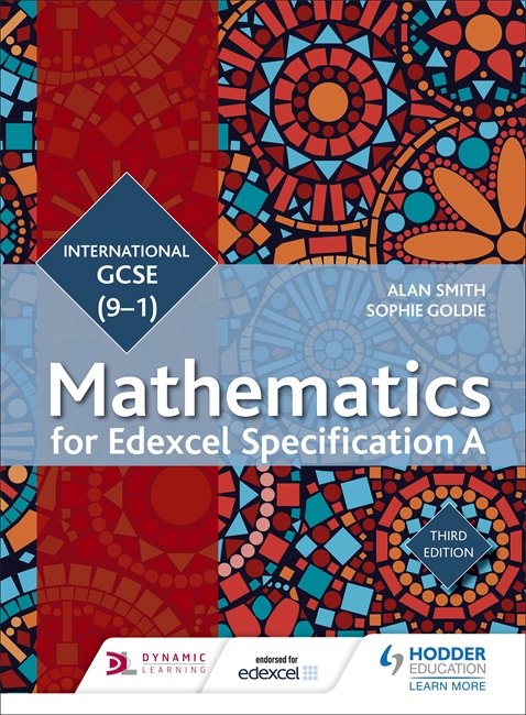Edexcel International GCSE (9-1) Mathematics: Student Book by Alan Smith