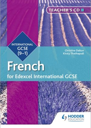 Edexcel International GCSE French Teacher's CD 2nd Edition by Christine Dalton