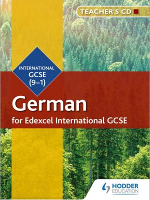 Edexcel International GCSE German Teacher's CD 2nd Edition by
