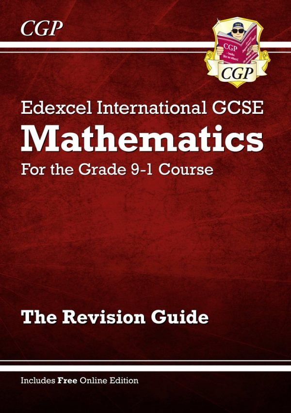 New Edexcel International GCSE Maths Revision Guide - For the Grade 9-1 Course by CGP Books