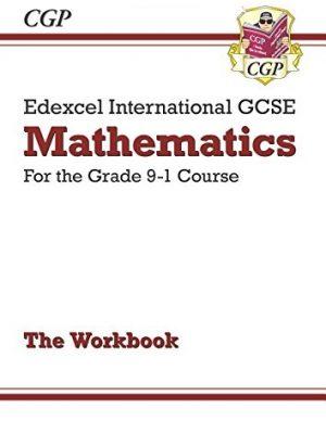 New Edexcel International GCSE Maths Workbook - For the Grade 9-1 Course by CGP Books