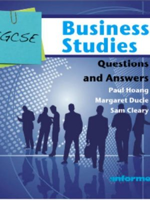 IGCSE Business Studies Questions and Answers by Paul Hoang