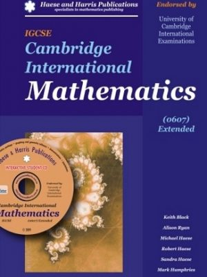 IGCSE Cambridge International Mathematics: 0607 Extended by Michael Haese