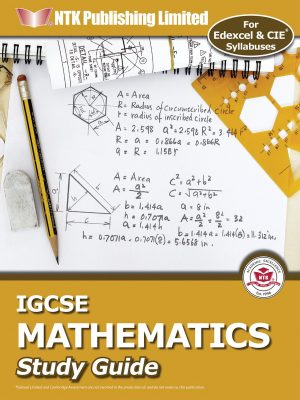 IGCSE Mathematics Study Guide (for Edexcel & CIE Syllabuses)