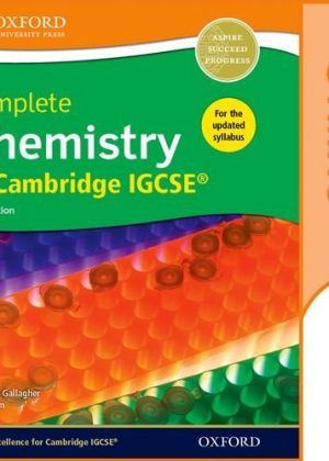 Complete Chemistry for Cambridge IGCSE Online Student Book by RoseMarie Gallagher