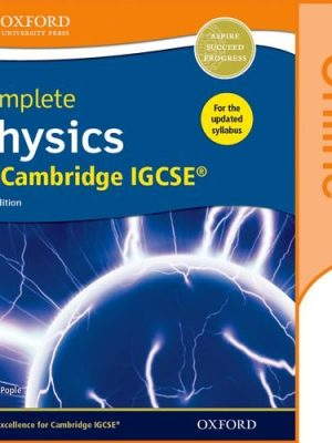Complete Physics for Cambridge IGCSE Online Student Book by Stephen Pople