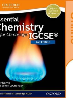 Essential Chemistry for Cambridge IGCSE: Online Student Book by Roger Norris