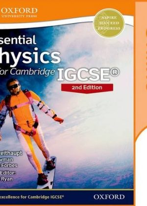 Essential Physics for Cambridge IGCSE: Online Student Book by Jim Breithaupt