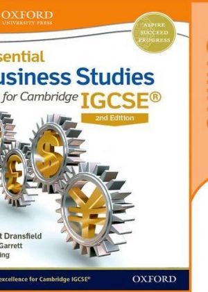 Essential Business Studies for Cambridge IGCSE by Robert Dransfield