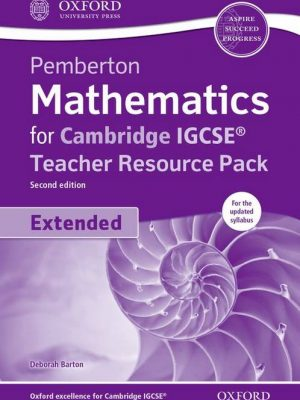 Mathematics for Cambridge IGCSE Teacher Resource Pack