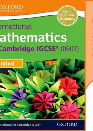 International Maths for Cambridge IGCSE: Student Book by David Rayner