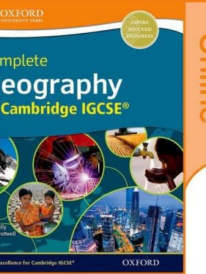 Complete Geography for Cambridge IGCSE by David Kelly
