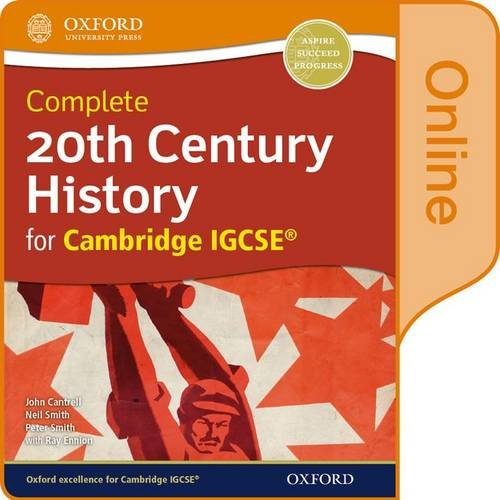 Complete 20th Century History for Cambridge IGCSE: Token Book by John Cantrell