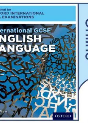 International GCSE English Language for Oxford International AQA Examinations by Imelda Pilgrim