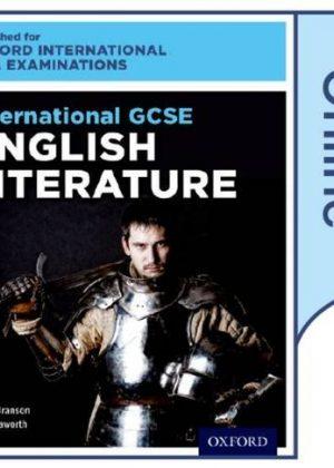 International GCSE English Literature for Oxford International AQA Examinations by Ken Haworth