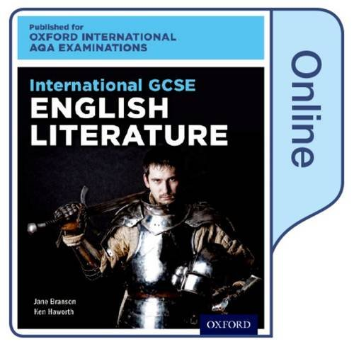 International GCSE English Literature for Oxford International AQA Examinations by Ken Haworth