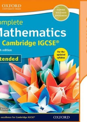 Complete Mathematics for Cambridge IGCSE Online Book (Extended) by David Rayner