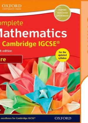 Complete Mathematics for Cambridge IGCSE Online Student Book (Core) by David Rayner