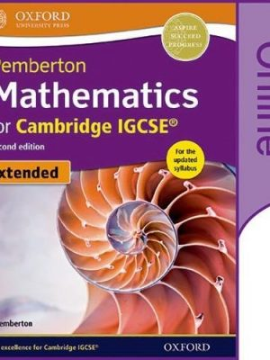 Pemberton Mathematics for Cambridge IGCSE Online Student Book (Extended) by Sue Pemberton