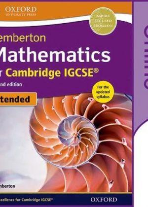 Pemberton Mathematics for Cambridge IGCSE Online Student Book (Extended) by Sue Pemberton