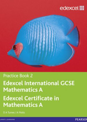 Edexcel International GCSE Mathematics A Practice Book 2: Practice book 2 by D. A. Turner