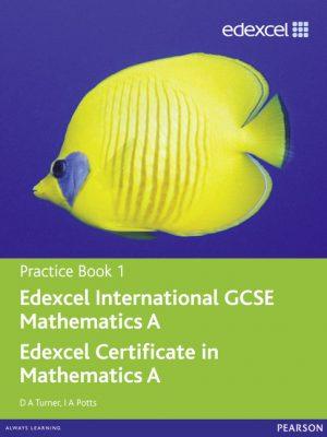 Edexcel International GCSE Mathematics A Practice Book 1: Practice book 1 by D. A. Turner