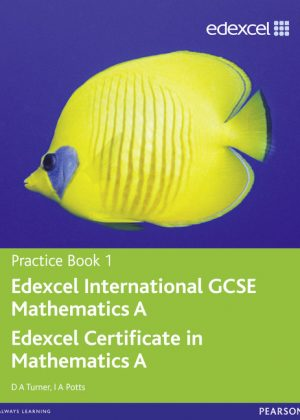 Edexcel International GCSE Mathematics A Practice Book 1: Practice book 1 by D. A. Turner