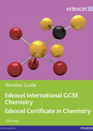 Edexcel IGCSE Chemistry Revision Guide with Student CD by Cliff Curtis