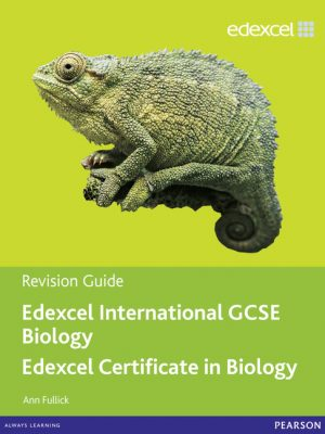 Edexcel International GCSE Biology Revision Guide with Student CD by Ann Fullick