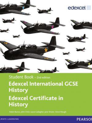 Edexcel International GCSE History Student Book by Jane Shuter