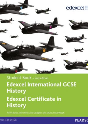 Edexcel International GCSE History Student Book by Jane Shuter
