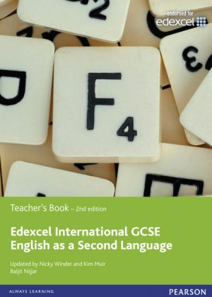 Edexcel International GCSE English as a Second Language: Teacher's Book by Nicky Winder