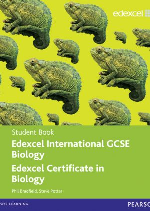 Edexcel International GCSE Biology Student Book with ActiveBook CD by Philip Bradfield