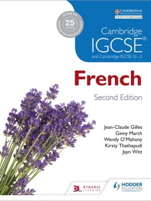 Cambridge IGCSE French Student Book by Jean-Claude Gilles