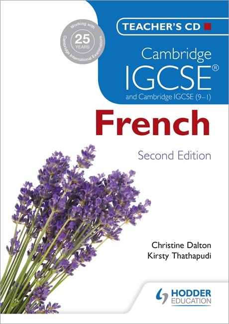 Cambridge IGCSE French Teacher's by Christine Dalton