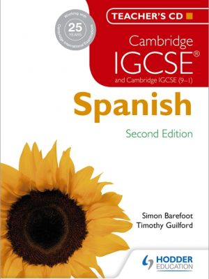Cambridge IGCSE Spanish by Simon Barefoot
