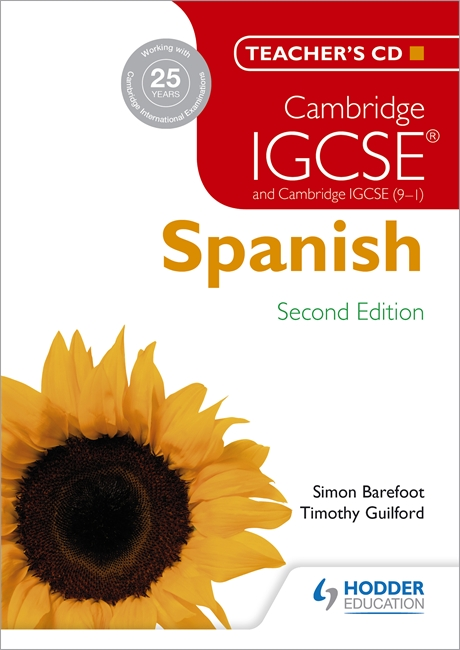 Cambridge IGCSE Spanish by Simon Barefoot