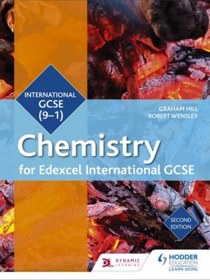 Edexcel International GCSE Chemistry Student Book: Student book by Graham Hill