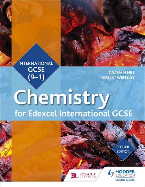 Edexcel International GCSE Chemistry Student Book: Student book by Graham Hill