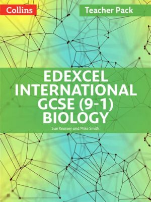 Edexcel International GCSE (9-1) Biology Teacher Pack