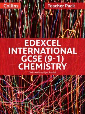 Edexcel International GCSE (9-1) Chemistry Teacher Pack