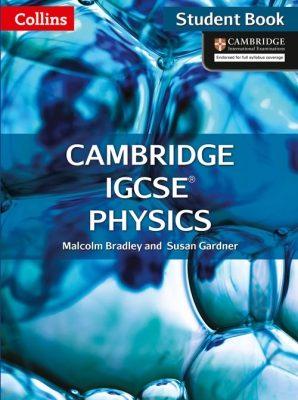 Collins Cambridge IGCSE Physics Student Book by Malcolm Bradley