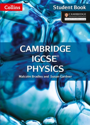 Collins Cambridge IGCSE Physics Student Book by Malcolm Bradley