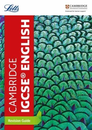 Cambridge IGCSE English Revision Guide by Letts Cambridge IGCSE